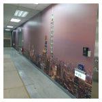 科技公司-壁面貼圖