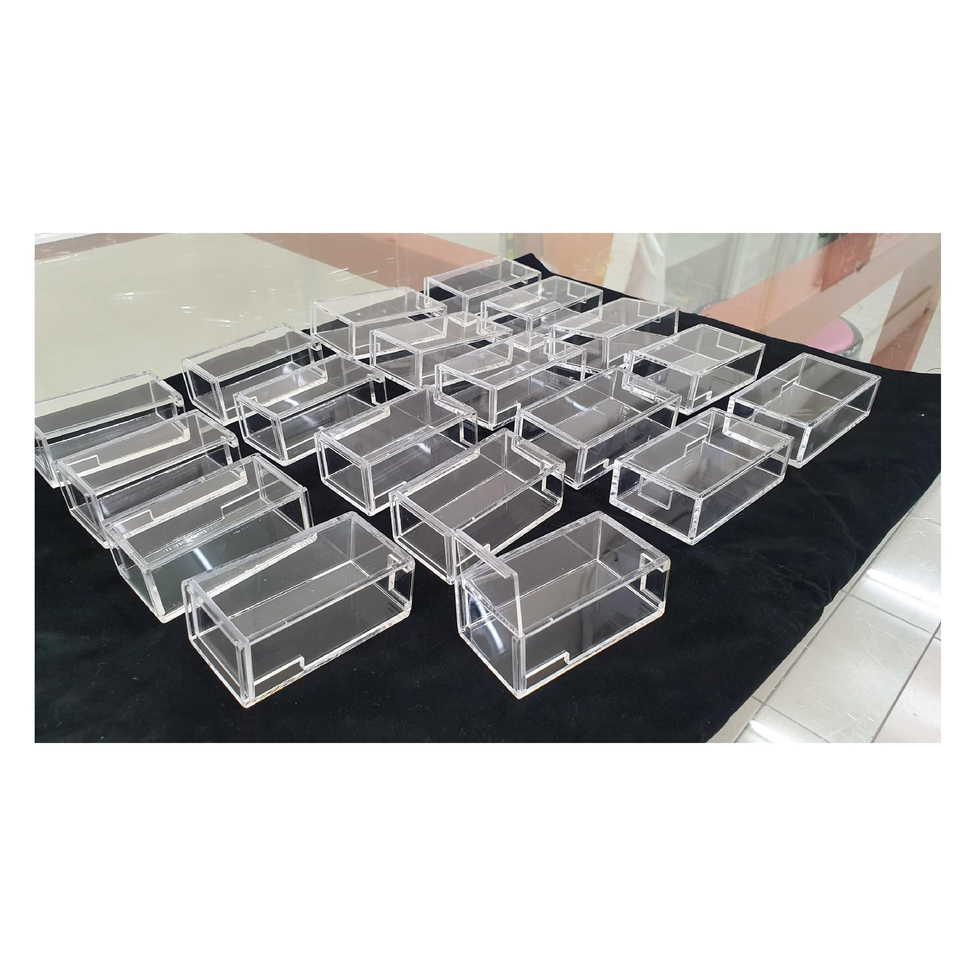 滑蓋式壓克力盒